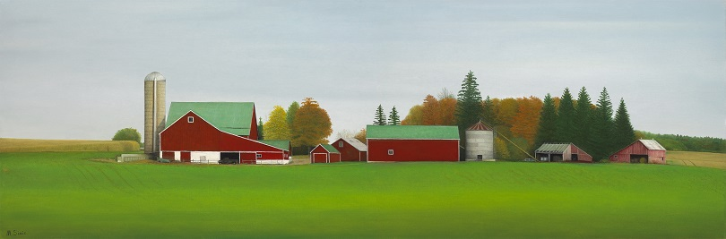 """Red Farm"""